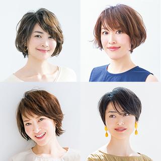 髪型を変えればおしゃれに見える!人気ヘアスタイル月間ランキングTOP20