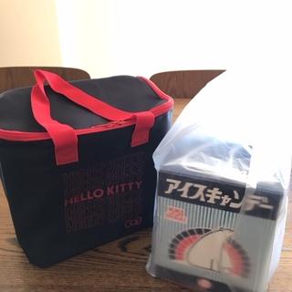 9月号付録HelloKitty保冷バッグに551のアイスキャンデー♡