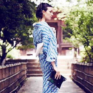 着物屋「KAPUKI」×Cherポップアップショップでいつもと違った浴衣スタイルを