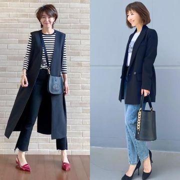 【2021春のプチプラファッション】アラフィー華組ブロガーの『ZARA』高見えコーデ特集