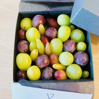 【VERAIZON】秋の贈り物にぶどうの宝石箱