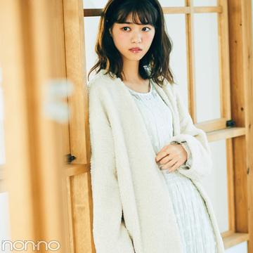 西野七瀬の冬の白コーデ♡ 最高に可愛いお手本3選!