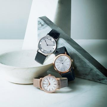 手もとに風格を与える「ラウンドフェイスのドレスウォッチ」3選【洗練と羨望のビジネス腕時計】