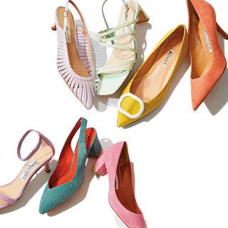 女っぷりを上げるデザインが豊富!2020・春靴6大トレンド