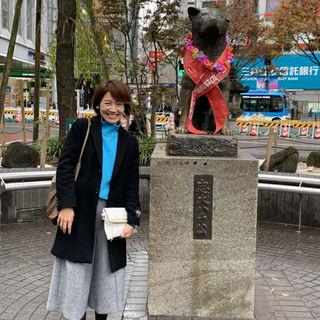 渋谷ってけっこうやさしい場所だなって思うんです。