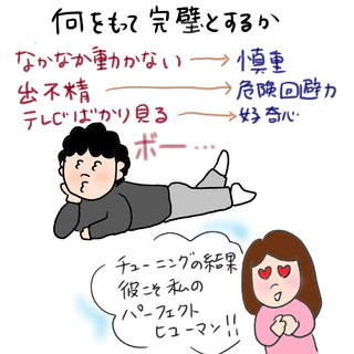 vol.79 「交際経験はないが、完璧な人と結婚したい」【ケビ子のアラフォー婚活Q&A】