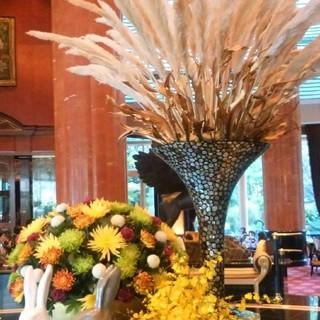 ウェスティンホテル東京「広東料理・龍天門」でラグジュアリーな女子会ランチ