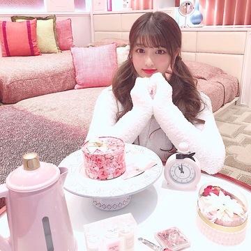 【JILL STUART】girly全開なピンクのホテル♥