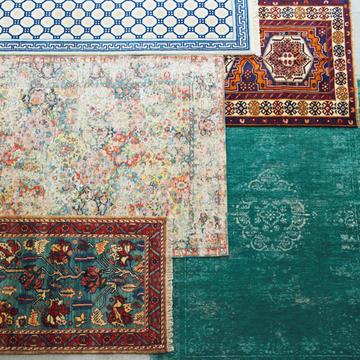 """センスのいい家には""""美しい絨毯""""がある【エクラ世代からの本気のインテリア】"""