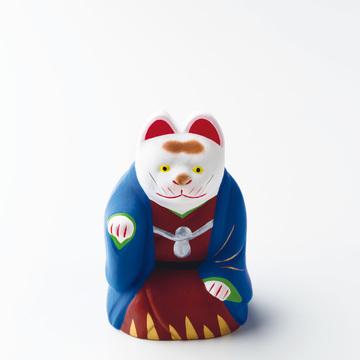 4.日本最古の郷土玩具「丹嘉」の伏見人形