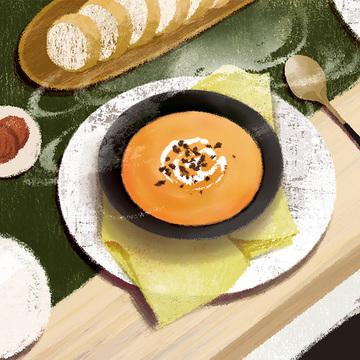 薬味やスパイス、とろみを効かせて!冬の体あったかスープ6選【Jマダム通信】