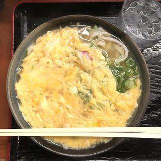 わざわざ食べに行く、大阪の駅うどん。