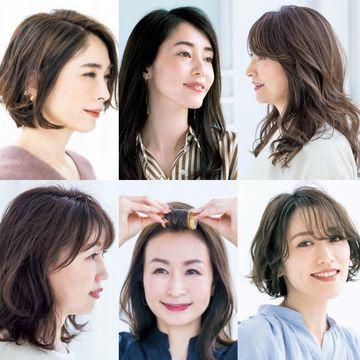 50代小顔美人!360度、横顔も美しい「ショートヘア」カタログをチェック【50代髪型人気ランキングTOP10】