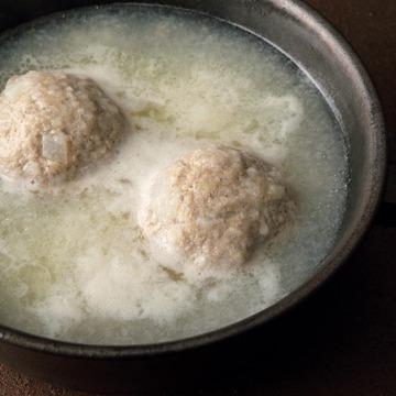 1.肉団子鍋