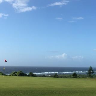 宮古島でのんびりバースデー ゴルフ編