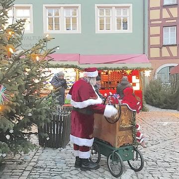 まるで、おとぎの国?本場ドイツのクリスマスマーケット*✩‧₊˚