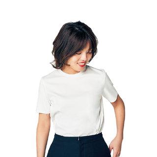 どんな形の白Tシャツをアラフォーは選べばいい?【アラフォーのための白Tシャツ】