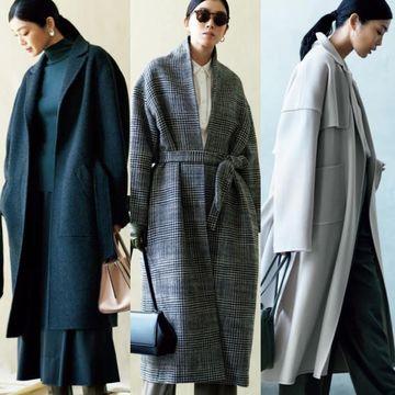 【50代が買うべきコート】人気ブランド指名買い「あのコートが欲しい!」予約続出コート11選
