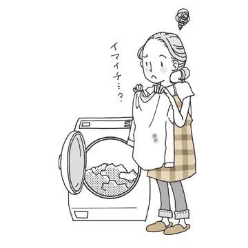 """洗濯機洗いの一回の量って? """"量""""と""""汚れ""""を再確認【洗濯のコツQ&A】"""