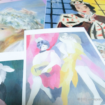 【さかぽんの冒険】芸術の秋 到来❤️甘美なるフランス@渋谷Bunkamura