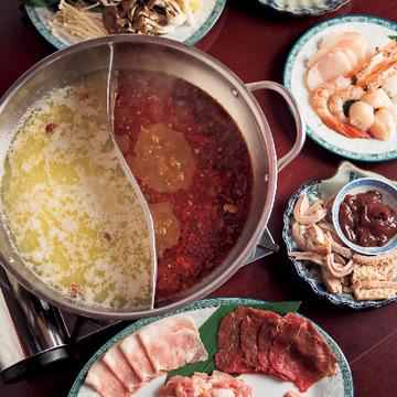 1.スープが絶品! 美肌効果抜群。名料理人の四川流火鍋