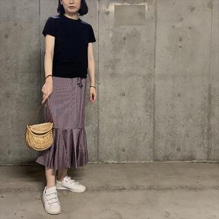 """今年のかごバッグは""""tsuru by marikooikawa""""で_1_3"""