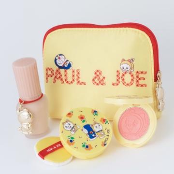 ポール&ジョーのコフレはなんと、ドラえもんとドラミちゃんとのコラボ!