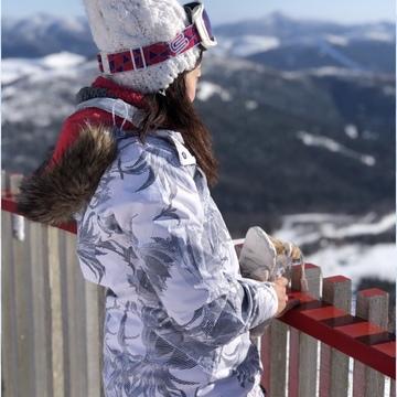 スキーin星野リゾートトマム