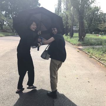 [富岡佳子private life]夏の日差し