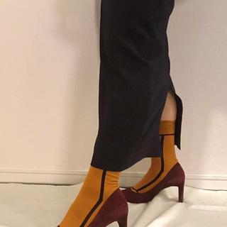 chicstocksのオシャレ靴下でコーディネートの幅が広がりました!