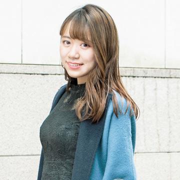 No.01 相川莉夏さん