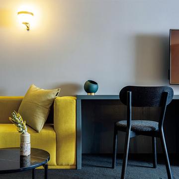 レンガ倉庫を北欧テイストのホテルに改築『NIPPONIA HOTEL 函館 港町』