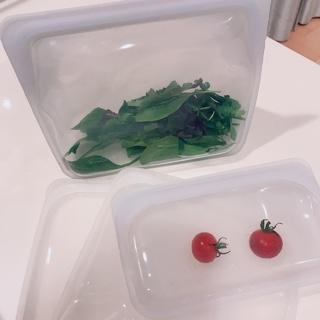 キッチンのプラ消耗品をサスティナブルデザインに(ビニール袋)