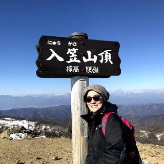 週末アウトドアで360度の絶景へ@入笠山♪