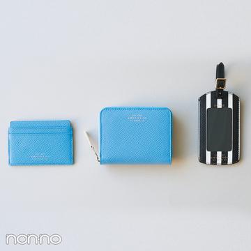 知的&センスのよさなら! スマイソンのミニ財布&カード入れ【20歳からの名品】