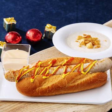 チーズドッグとオニオンスープが好相性の「ジャーマン ホット スタンド 2018」は必食!