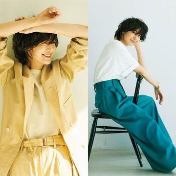 【富岡佳子さん特別インタビュー】ファッションから美容、家族のことまで30の質問