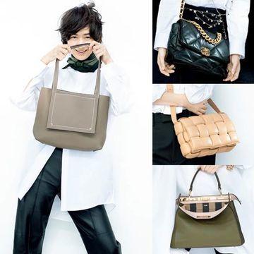 憧れブランドの「名品バッグ」