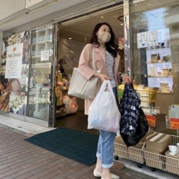 カジュアルコーデで合羽橋へお買い物!続編!