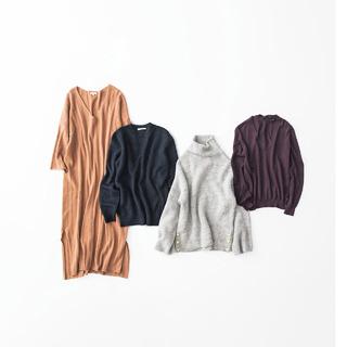 ニットやファーを次の季節まできれいにキープ!冬服と冬小物の洗い方&しまい方
