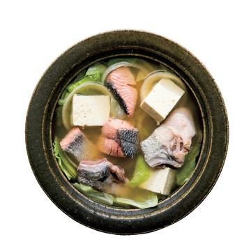 1.[北海道]石狩鍋