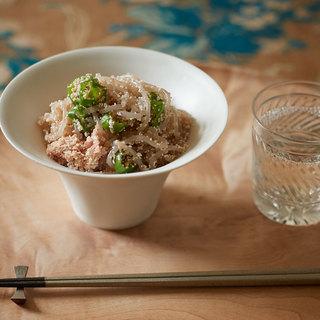 カロリー控えめでも大満足!しらたきの真砂炒め【平野由希子のおつまみレシピ #65】