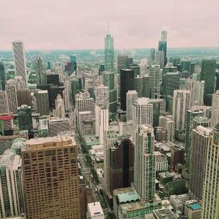 Chicago滞在。