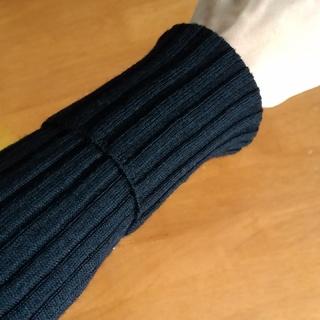 この冬はUNIQLO U モックネックセーターで暖かく快適に過ごす♪_1_4