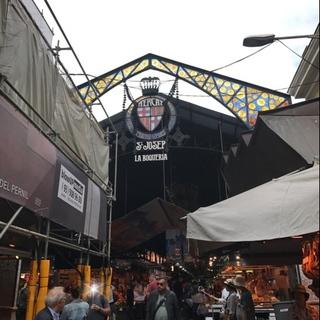 スペイン バルセロナ☆市場へ