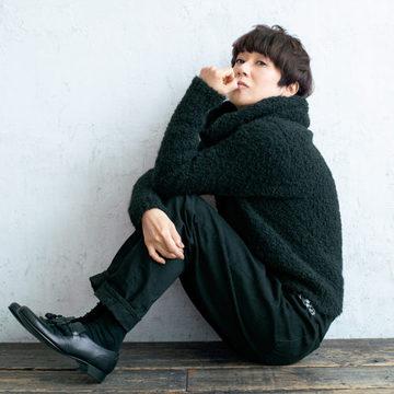 スタイリスト佐伯敦子さんが厳選!定番ニット&靴こそ年齢とともにアップグレードを