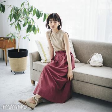 西野七瀬が夏の私服コーデを公開♡ ZARAのシャツも登場!