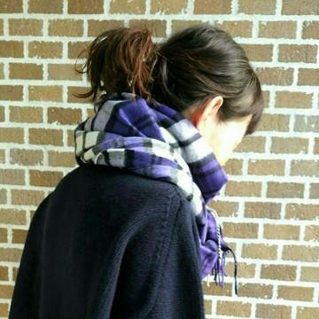 まとめ髪で冬コーデをスッキリと_1_5