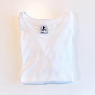 ジャケットのインナーにぴったり!プチバトーの長袖Tシャツ_1_2