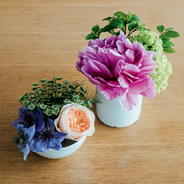 フラワースタイリストに教わる「花あしらい」センスアップのコツ 五選